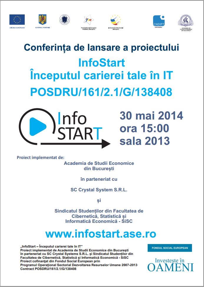 infoStartLansare